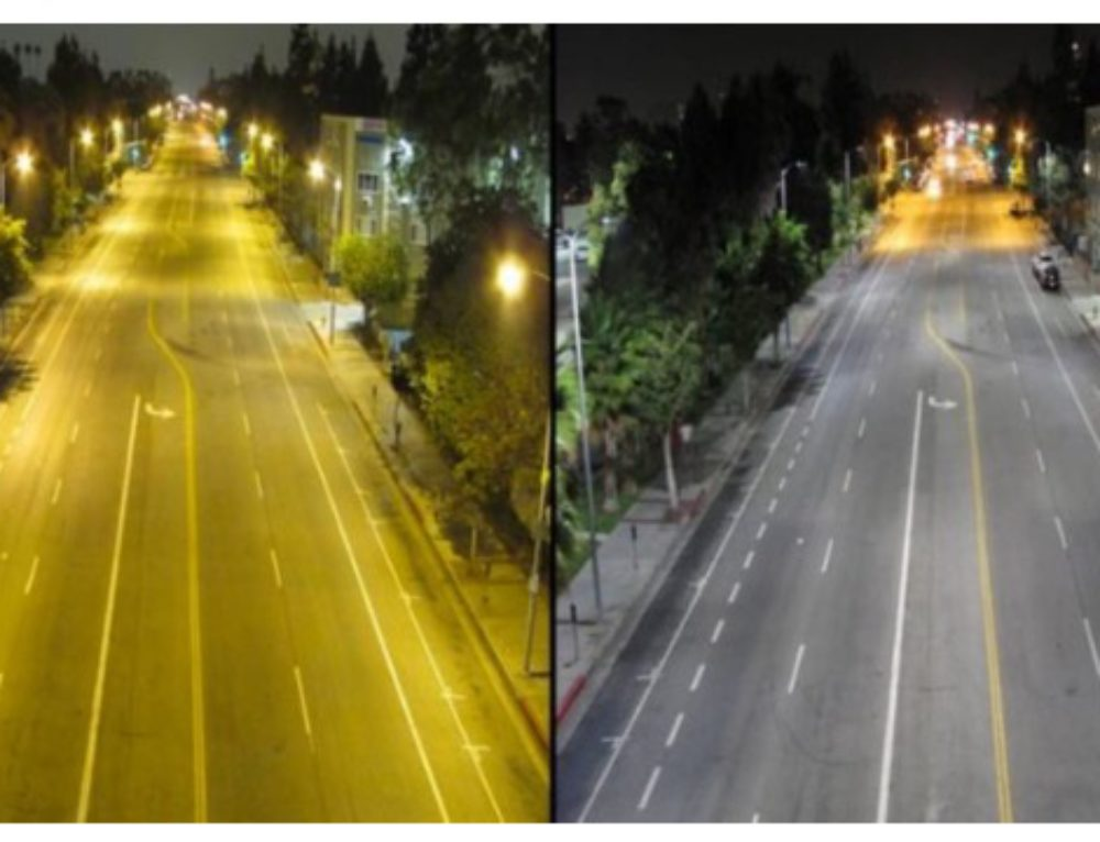 LED Street Lighting warm white good or cool white good?