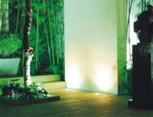 Waterproof Outdoor LED Lights Applications
