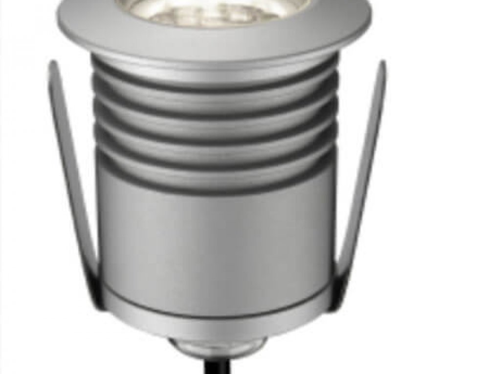 IP67 SS 1W Recessed Inground Light
