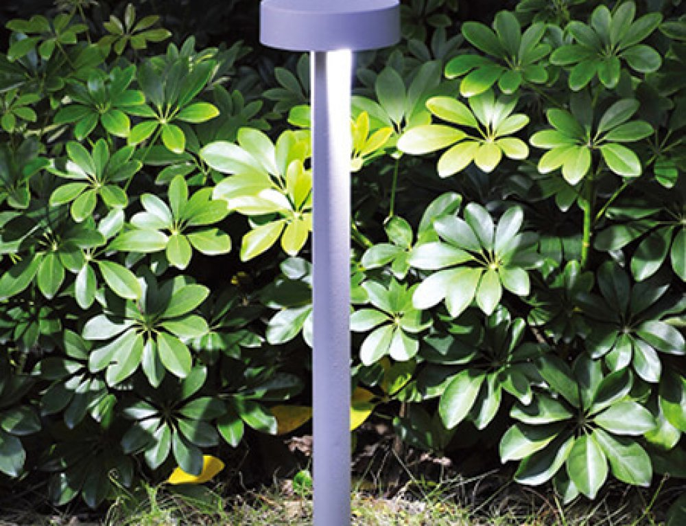 2*5W IP65 Outdoor LED Bollard Light