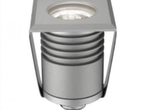IP67 SS 1W Recessed Inground Light
