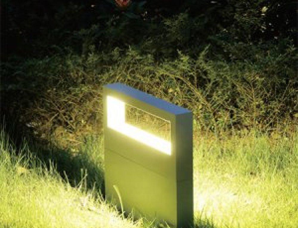 9W 13.5W Garden LED Bollard Light