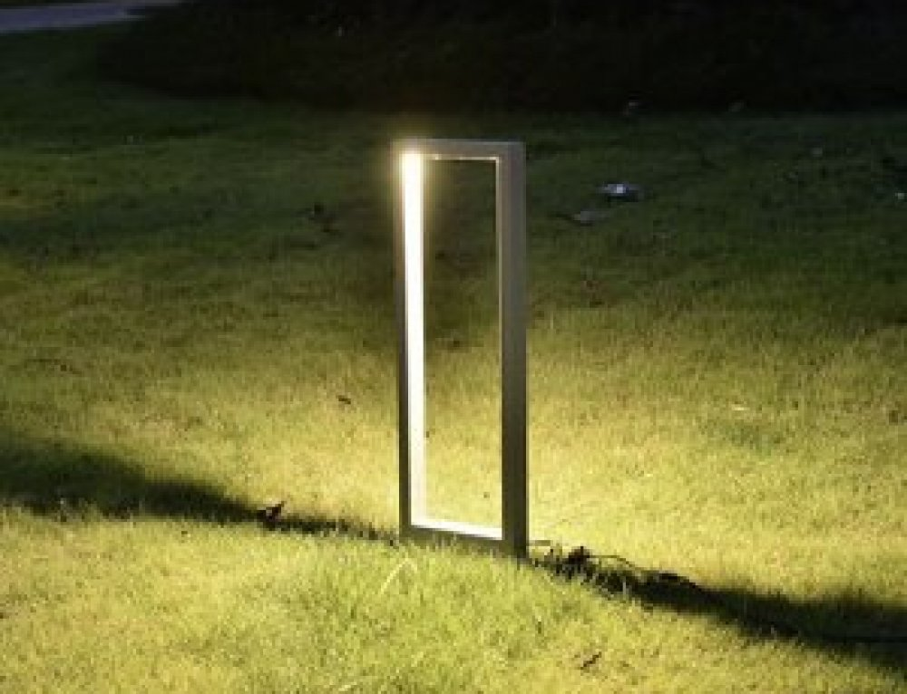 Villa Park Square Path Lighting